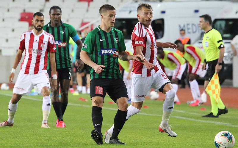 Denizlispor-Sivasspor rekabetinde 13'üncü randevu