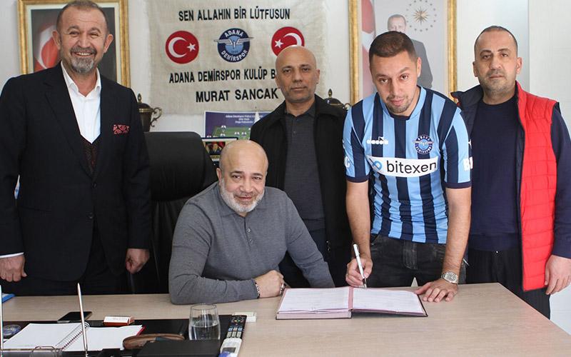 Denizlispor'dan ayrılan Aissati, Adana Demirspor'da