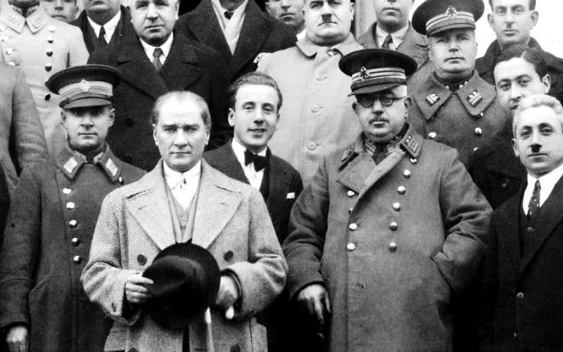 Atatürk'ün Denizli'ye gelişinin 90'ıncı yılını kutluyoruz