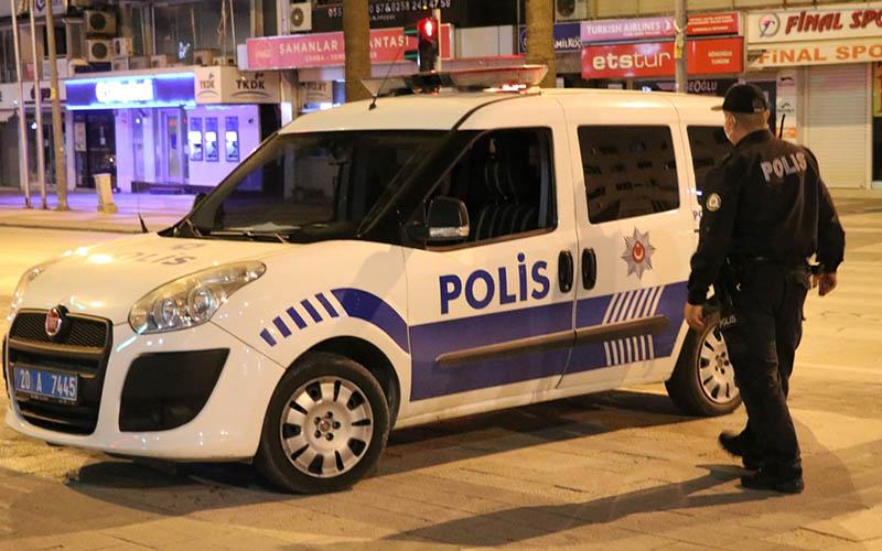 Polise mukavemet gösteren alkollü kişi gözaltına alındı