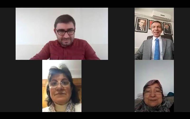 Kent Konseyinden online sivil toplumu konuşuyoruz programı