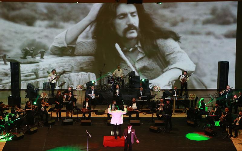 Büyükşehir, Barış Manço için online anma konseri düzenleyecek