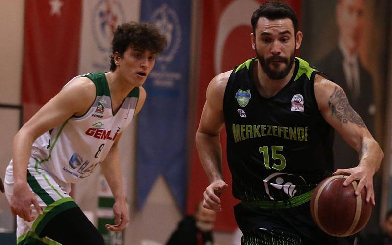 Denizli Basket, Budo Gemlik'den rövanşı farklı aldı: 75-47