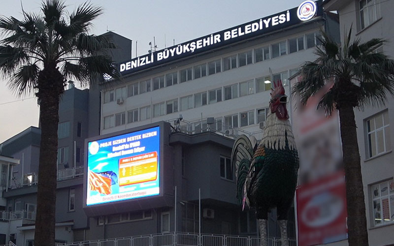 Büyükşehir Belediyesi 31 milyon liraya 2 arsa satacak