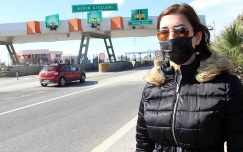 2 kişinin öldüğü kazaya neden olan sürücünün eşi karayollarını eleştirdi