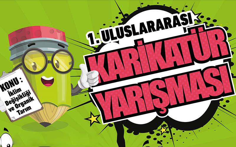 Denizli Büyükşehir Belediyesi Uluslararası Karikatür Yarışması eserlerini bekliyor