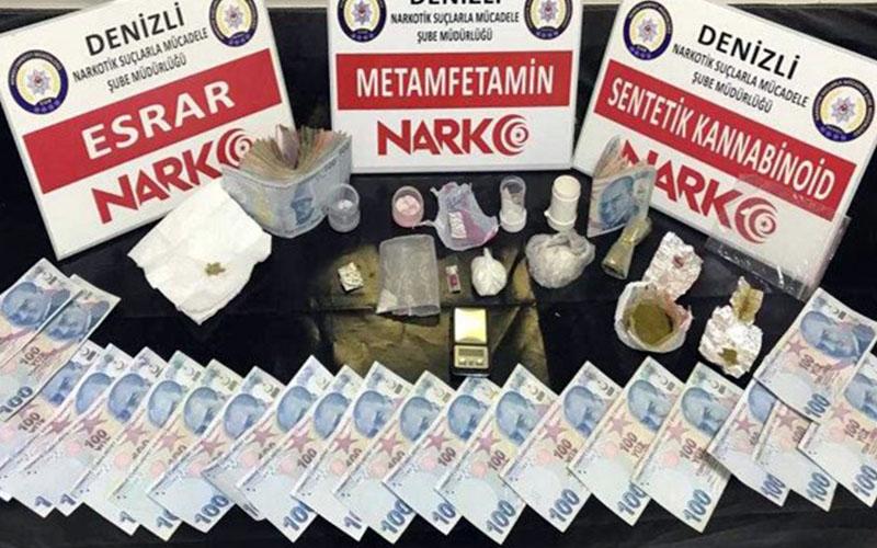 Uyuşturucu operasyonlarında 30 kişi yakalandı