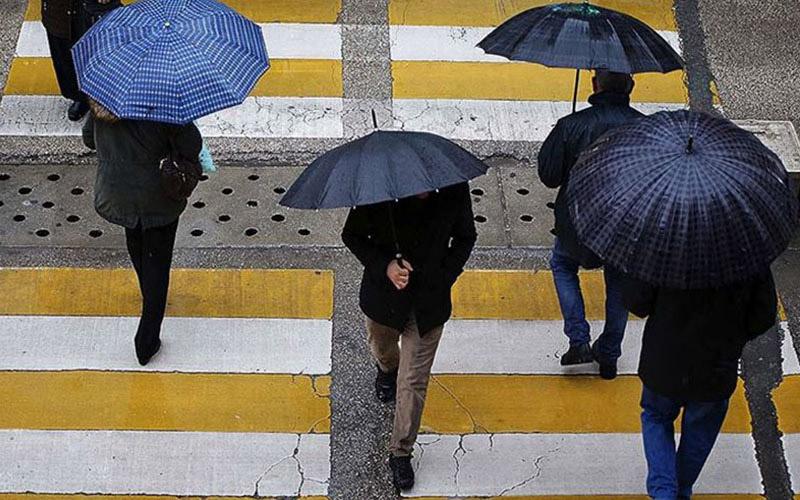 Meteorolojiden Denizli'ye sağanak yağış bilgisi