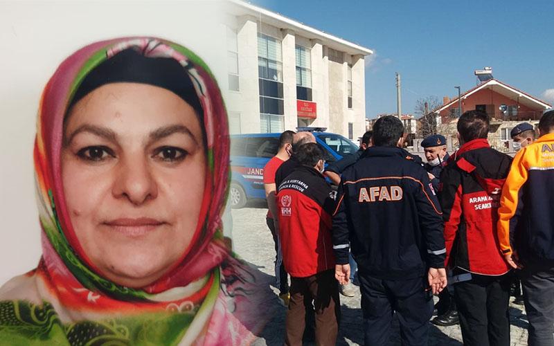 Denizli'de kaybolan kadın Uşak'ta bulundu