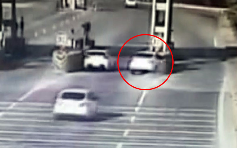 2 kişinin öldüğü cinayet gibi kazanın görüntüleri ortaya çıktı
