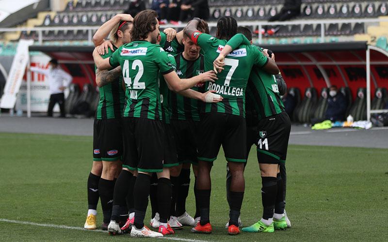 Denizlispor, Gençlerbirliği'ni tek golle geçti: 1-0