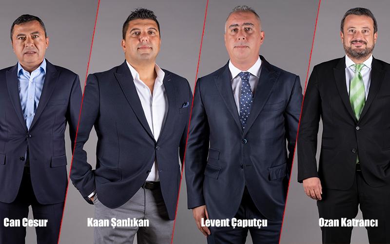 Denizlispor'da 4 istifa daha