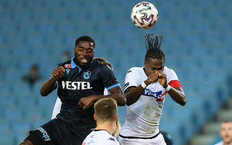 Denizlispor, Trabzonspor'a 1-0 yenildi