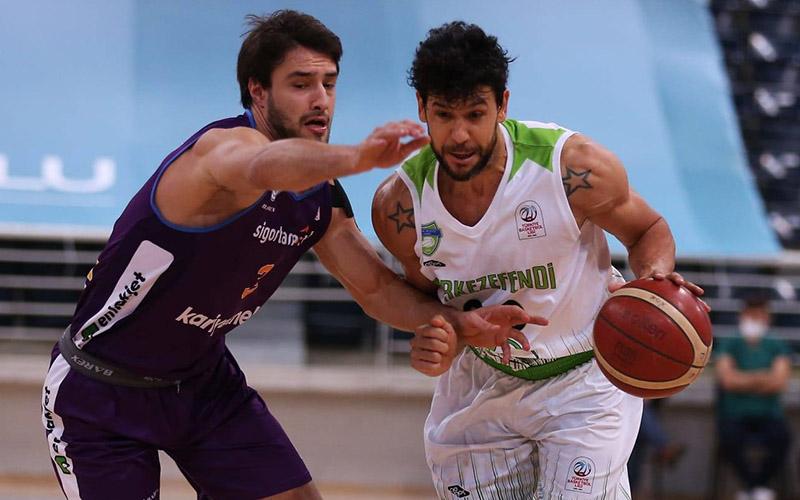 Denizli Basket, Sigortam.net'i rahat geçti: 87-69