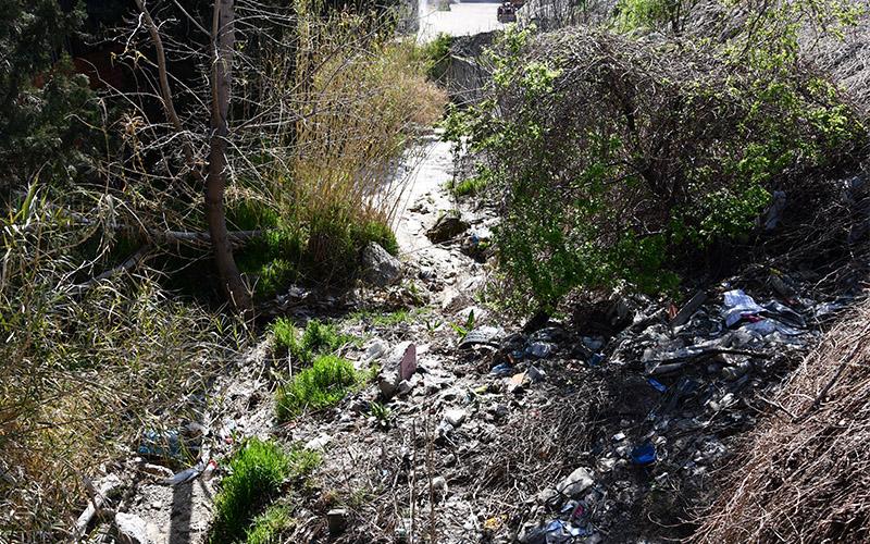 Buldan Belediyesinden bahar temizliği