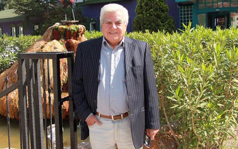 Turizmci Arif Altuntaş yaşamını yitirdi