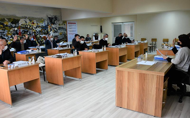 Buldan Belediyesi faaliyet raporu kabul edildi