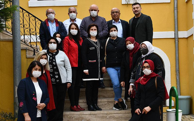 Buldan'da belediye ile STK'lar iş birliği yapacak