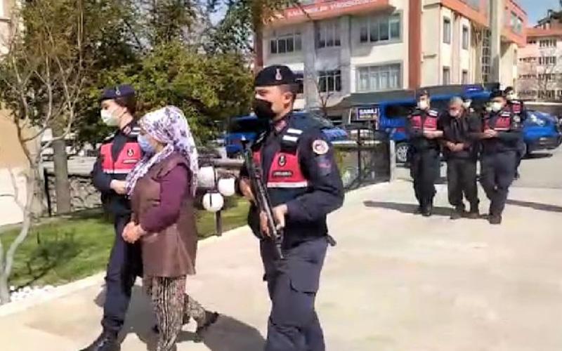 Evlilik vaadiyle dolandırıcılık yapan çeteye operasyon: 4 tutuklama