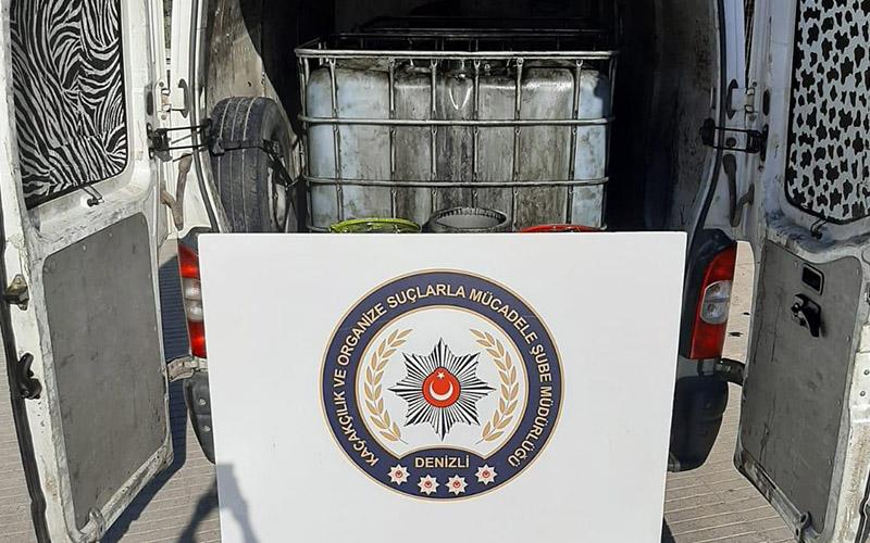 Emniyet'ten kaçakçılık operasyonu: 5 gözaltı