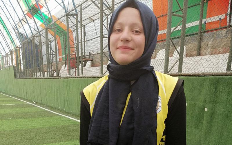 Nihal Olcay, U16 Hokey milli Takımı'na davet edildi