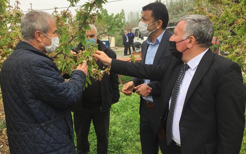 Çavuşoğlu: Honaz acilen afet bölgesi ilan edilmeli
