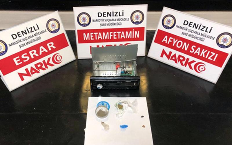 Uyuşturucu operasyonlarında 16 kişi tutuklandı