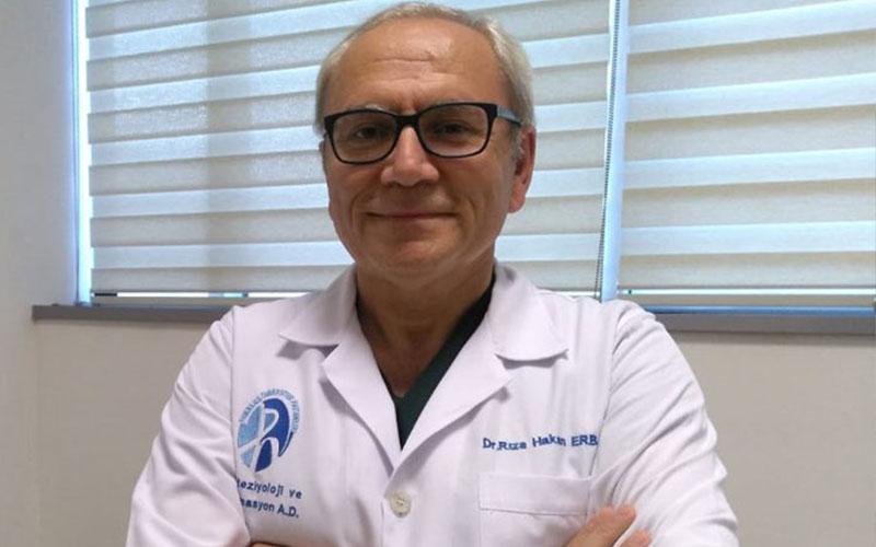 Prof Dr Erbay, yeni coronavirüs önlemlerini değerlendirdi