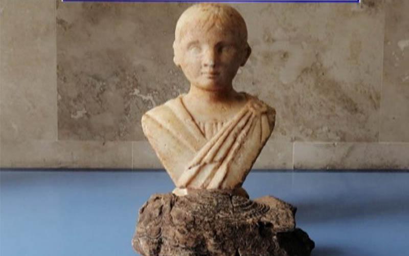 Sahtesini yaptılar, Zeus'un oğlunun heykeli diye satacaklardı