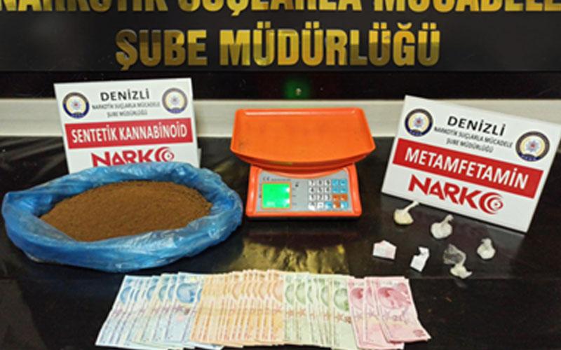 Narkotik timlerden peş peşe uyuşturucu operasyonları