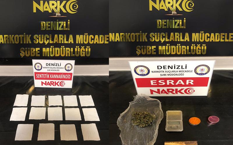 Polisten uyuşturucu operasyonları: 29 gözaltı