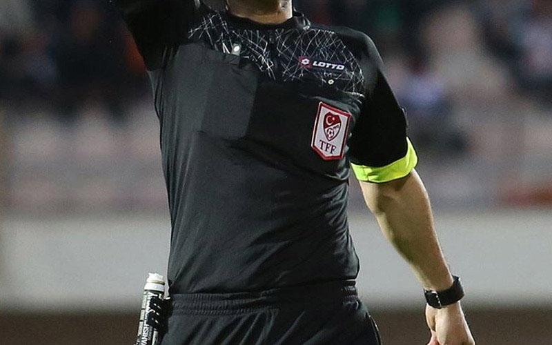 Y.Denizlispor-A.Alanyaspor maçının hakem triosu açıklandı