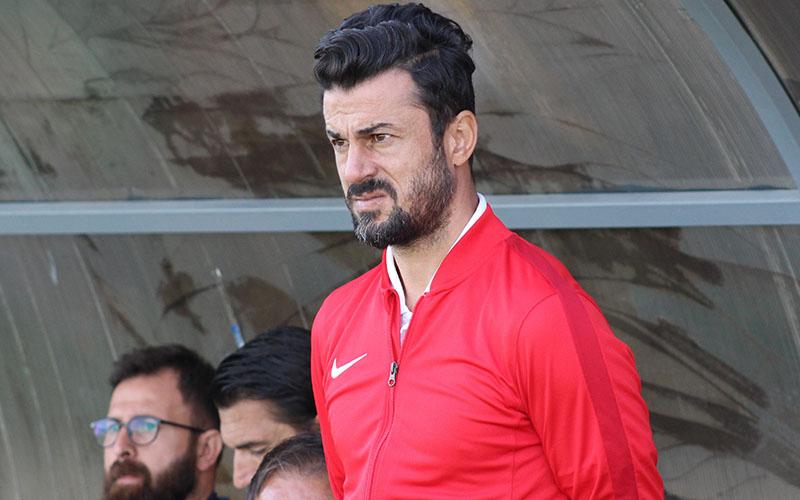 Denizlispor, Ali Tandoğan ile sezon sonuna kadar anlaştı