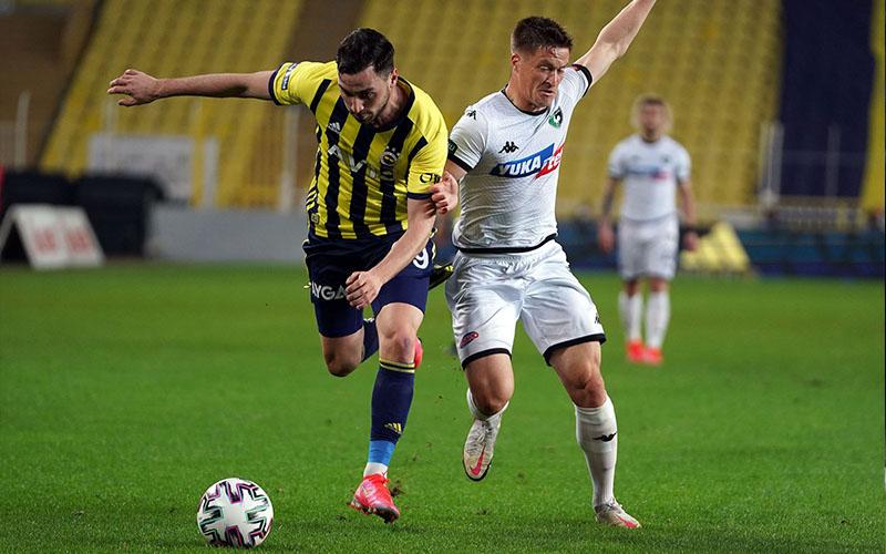 Denizlispor'un işi mucizelere kaldı: 1-0