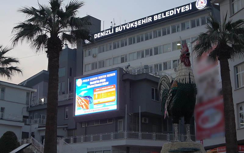 Denizli Büyükşehir Belediyesi şirketi PERAŞ'a işçi alınacak