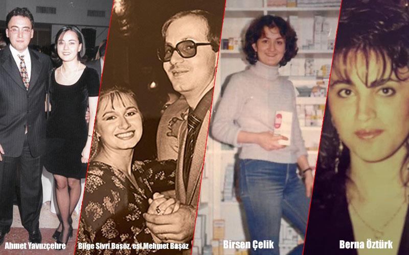 """""""Hey gidi günler hey"""" diyerek 20'li yaş fotoğraflarını paylaştılar"""