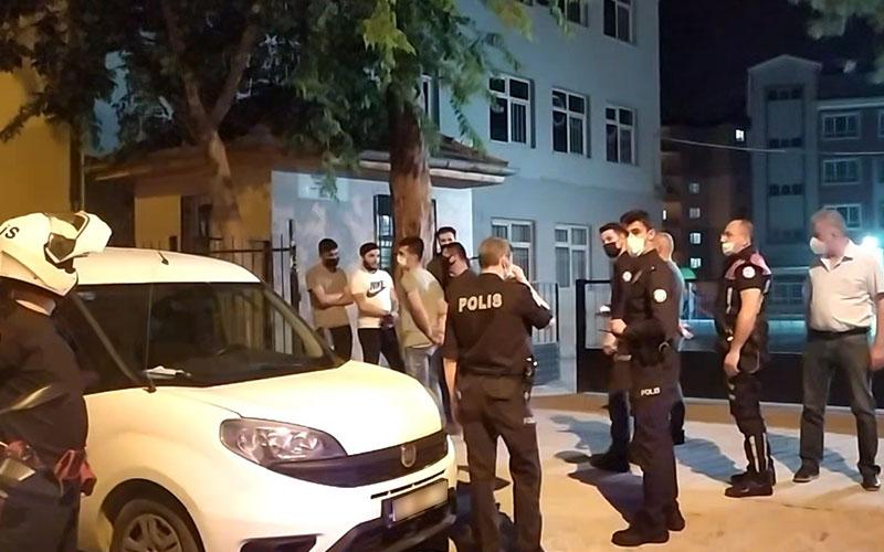 Silahlı yaralama ihbarı polisi alarma geçirdi, gerçek başka çıktı
