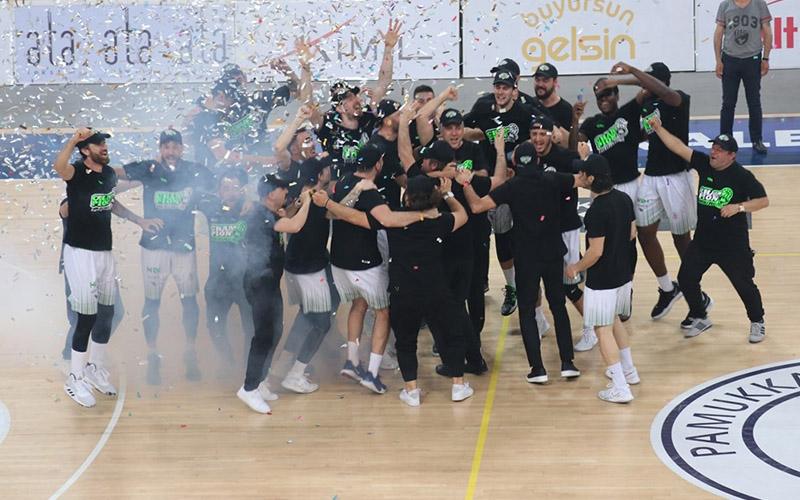 Denizli, Basketbol Süper Ligi'ne ev sahipliği yapacak 25. şehir olacak