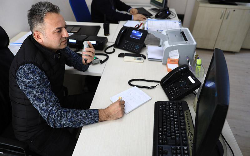 Denizli Büyükşehir Belediyesi ekipleri bayramda nöbette olacak