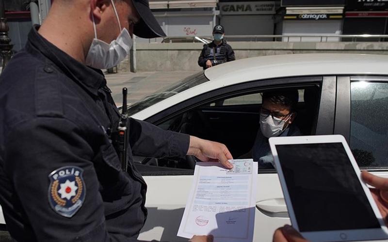 Manuel doldurulan çalışma izni görev belgesinin geçerlilik süresi uzatıldı