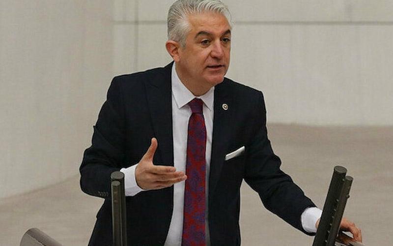 Denizli Milletvekili Teoman Sancar'a şantaj iddiasıyla ilgili dava başladı