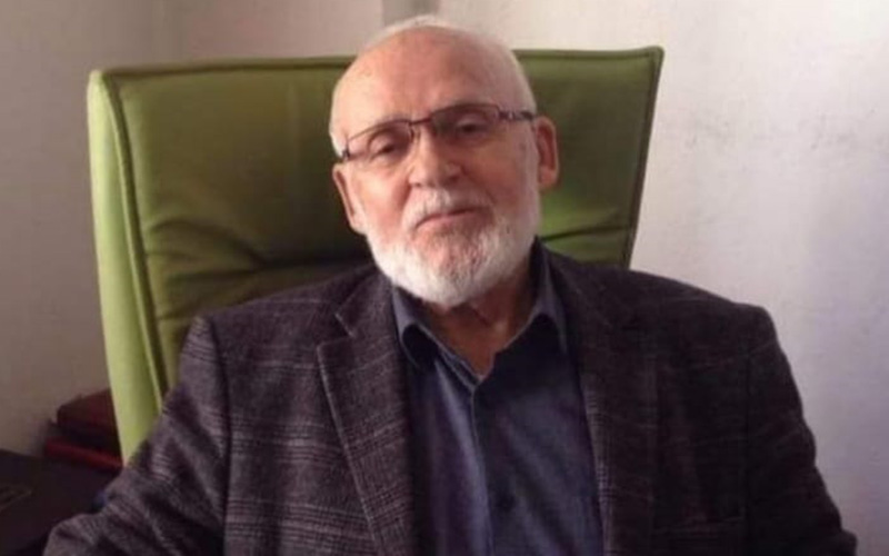 Nikfer eski Belediye Başkanı Akyol vefat etti