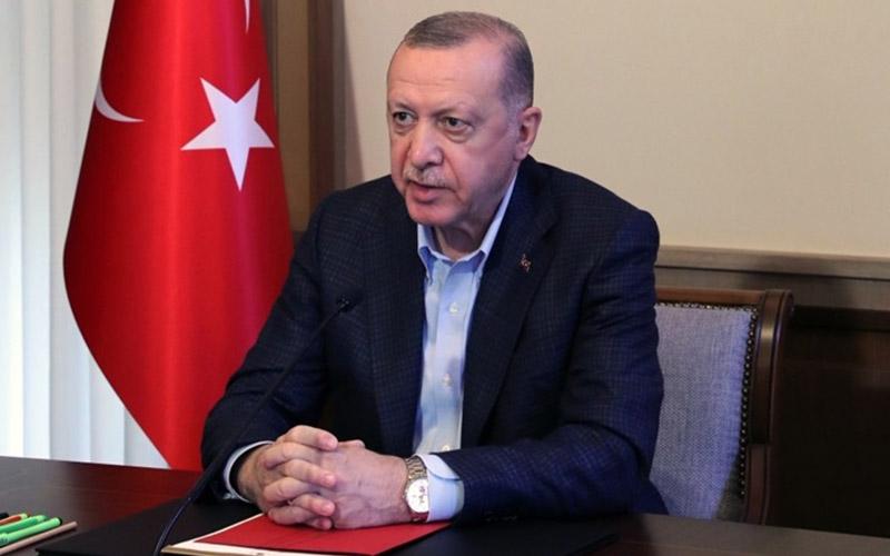 Erdoğan: Kontrollü normalleşme takvimini uygulamaya başlıyoruz
