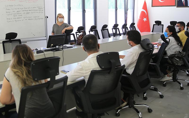 Pamukkale Belediyesinde Yerel İklim Planı Hazırlanması eğitimi