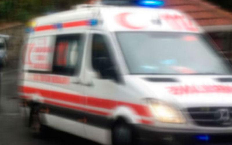 Magandaların vurduğu çiftçi ağır yaralandı
