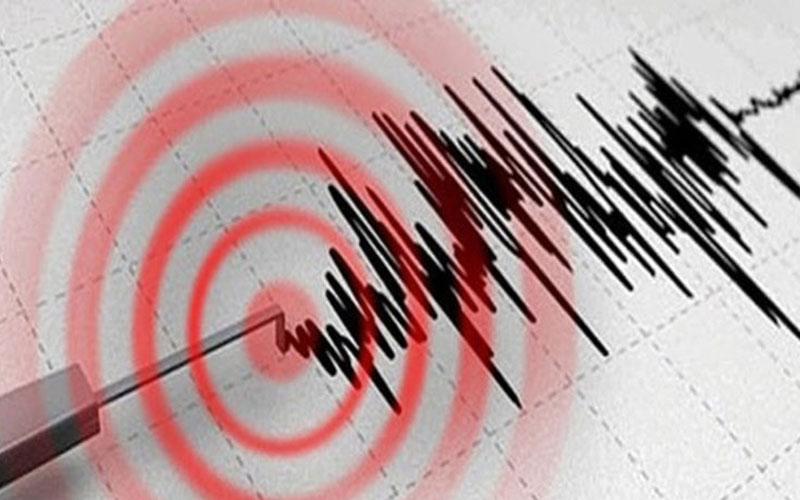 Denizli'de hafif şiddetli deprem