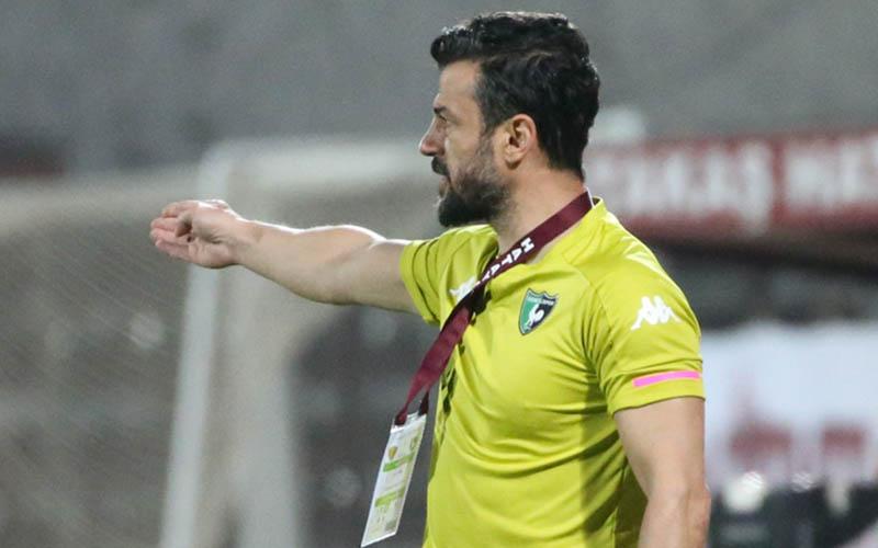 Ali Tandoğan: Penaltıyı atsak sonuç farklı olabilirdi