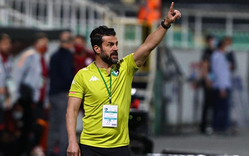 Ali Tandoğan: Milyon dolarlık rakibe karşı U19 oyuncularıyla oynadık