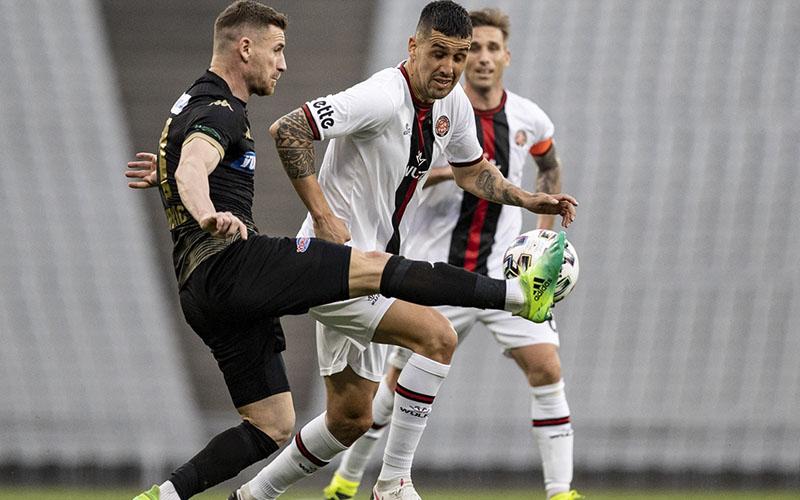 Denizlispor, Süper Lig'e 5-1'lik yenilgiyle veda etti