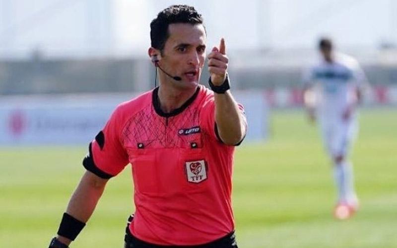 A.Hatayspor-Y.Denizlispor maçını yönetecek hakemler açıklandı